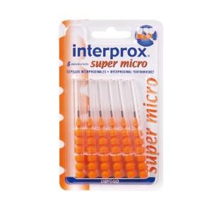 INTERPROX 6 CEPILL SUPER MICRO
