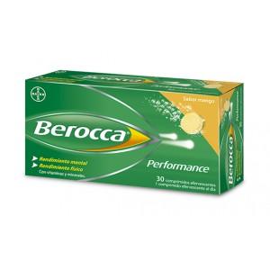 BEROCCA PERFORMANCE  MANGO 30 COMP EFERV