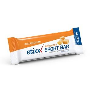 ETIXX RECOVERY SPORT BAR  CARAMEL 40 G