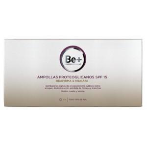 BE+ PROTEOGLICANOS SPF 15 AMPOLLAS  2 ML 30 AMP