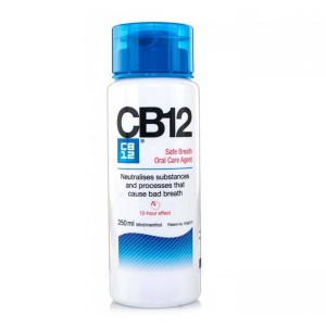 CB 12 ENJUAGUE BUCAL BUEN ALIENTO  250 ML