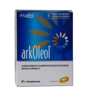 ARKOLEOL METABOLIZ GRASAS 90CA