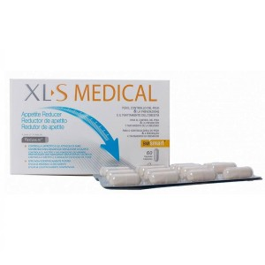 XLS MEDICAL REEDUCTOR DE APETITO  60 COMP