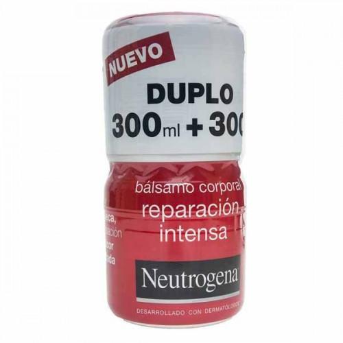 NEUTROGENA FORMULA NORUEGA BALSAMO CORPORAL REPARACION INTENSA PIEL MUY SECA Y RUGOSA 300 ML 2 E