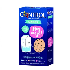 CONTROL BY MR WONDERFUL PRESERVATIVOS 10 U