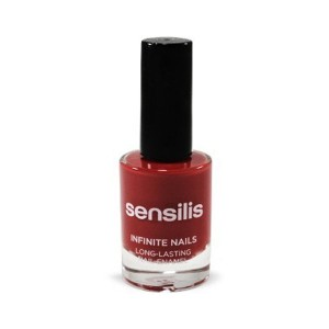 SENSILIS INFINITE NAILS LACA DE UÑAS LARGA DURACIÓN 10 ML TONO 05 GROSEILLE