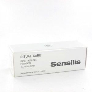 SENSILIS RITUAL CARE POLVO EXFOLIANTE ARROZ  30 ML