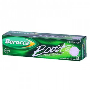BEROCCA FLASH  15 COMP